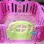 รั้วกั้นเด็ก ยี่ห้อ yaya ถ่ายจากสินค้าจริง สีสวยสดใส ฟรุ้งฟริ้ง ( size S ) thumbnail 1