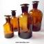 ขวดรีเอเจ้นท์สีชา amber reagent glass bottle thumbnail 1