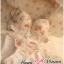 Pre Order ชุดชั้นในลายดอกไม้ เย็บตกแต่งด้วยขอบลูกไม้เล็กๆ เพิ่มความหวานให้กับสาวๆ ที่ชอบลายน่ารักๆ thumbnail 6