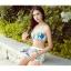 ชุดว่ายน้ำทูพีชแบบกางเกงขาสั้น มาพร้อมเสื้อคลุมน่ารักๆ ดูสวย น่าใส่มากจ้าสาวๆ thumbnail 28