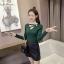 เสื้อแขนยาวแฟชั่นเกาหลี ทรงสวย คอเสื้อเก๋ๆ เข้าหุ่นพอดี เสริมรูปร่างให้สาวๆ มีสัดส่วนขึ้น thumbnail 32
