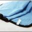 ผ้าไมโครไฟเบอร์ (เกรดพรีเมี่ยม)ซับน้ำเช็ดแห้ง Waffle Weave Microfiber Drying Towel thumbnail 6