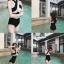 ชุดว่ายน้ำแฟชั่นสวยๆ แบบวันพีช ออกแบบให้ใส่ได้ทั้งแบบเกาะอกและคล้องคอ thumbnail 14
