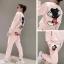 ชุดเซ็ทเสื้อกันหนาวพร้อมกางเกงวอร์ทเข้าชุด สีสวยๆ กับลายการ์ตูนยอดฮิต ดูดี น่าใส่สุดๆ thumbnail 25