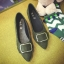รองเท้าคัทชูแฟชั่นยอดฮิต ตัดเย็บจากหนังเนื้อนิ่ม ใส่สบายเท้า สาวๆ ต้องชอบแน่นอนคร่าา thumbnail 6