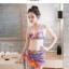 ชุดว่ายน้ำแฟชั่นสุดเซ็กซี่ สีสันโดดเด่น ช่วยขับผิวสาวให้ขาวเด่นสะดุดตา 2 pieces thumbnail 7