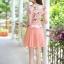 เดรสสั้นสไตล์เกาหลี สวยหวานกับโทนสีพาสเทลเย็นๆ สวย หวาน ที่สุด thumbnail 10