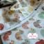 ผ้าคอตตอนเกาหลีแท้ 100% 1/4 เมตร (50x55 cm.) ลายน้องเป็ด พื้นสีขาว thumbnail 3