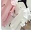 เสื้อกันหนาวแฟชั่นน่ารักๆ สำหรับสาวๆ โดยเฉพาะ แต่งแขนพริ้วๆ ดูสวยไปอีกแบบ thumbnail 8