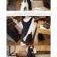 เดรสสั้นเกาหลี สไตล์ 2 ชิ้น จะใส่เดรสสั้น หรือเพิ่มเสื้อแขนยาวอีกตัว ก็เก๋ไม่เบา thumbnail 17