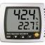 เครื่องวัดอุณหภูมิและความความชื้น Testo 608-H2 thumbnail 1