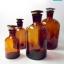 ขวดรีเอเจ้นท์สีชา amber reagent glass bottle thumbnail 2