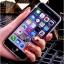 เคสไอโฟน 7 (TPU CASE) เคลือบฟิล์มกระจกสีทองชมพู thumbnail 3