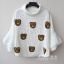 เสื้อกันหนาวแฟชั่น ปักลายตุ๊กตาหมีน่ารักๆ ลงตัวกับทรงคอเต่ามากๆ thumbnail 14