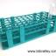 ที่ตั้งหลอดทดลองพลาสติก Stackable test tube rack plastic thumbnail 3