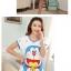 ชุดนอนแฟชั่น ลวดลายการ์ตูนแสนน่ารัก ผ้านิ่ม หลับสบาย set 1 thumbnail 9