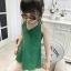 ชุดเดรสสำหรับเด็ก สวย น่ารัก ดูสาวก่อนวัย thumbnail 9
