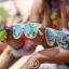 Hawkers Sunglasses Glaciar White - Acid One (H-13) thumbnail 4