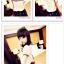 เสื้อแฟชั่นเกาหลี เด่นด้วยเอกลักษณ์ของตัวเสื้อที่ใส่ได้ทั้ง 2 หน้า ไม่ว่าด้านไหนก็สวยไม่แพ้กัน thumbnail 4