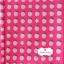 ผ้าคอตตอนญี่ปุ่น 100% 1/4ม.(50x55ซม.) พื้นสีชมพูเข้ม ลายสตอเบอร์รี่ thumbnail 3