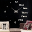 นาฬิกาDIY ขนาดจัมโบ้90cm สีเงิน big5B thumbnail 1