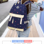 กระเป๋าเป้แฟชั่น ลายสวย มีช่องต่อ usb ที่กำลังฮิตในขณะนี้ thumbnail 4