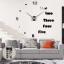 นาฬิกาDIY ขนาดจัมโบ้90cm สีเงิน big5B thumbnail 2