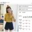 คอลเลคชั่นเสื้อแฟชั่นสตรี หลายแบบหลากสไตล์ ส่งท้ายปี 2017 - 678 thumbnail 4