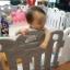 คอกกั้นเด็ก เฮนิม รุ่น Petit สีเทา-ขาว 10แผ่น thumbnail 1