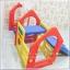 ชิงช้า สไลเดอร์ ปีนป่าย Play House with Swing (นำเข้าจากเกาหลี) (Haenim) thumbnail 4
