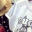 เสื้อยืดแฟชั่น สกรีนลายการ์ตูนยอดฮิต แต่งด้วยหมุดสีเงิน วิบวับสะดุดตา thumbnail 8
