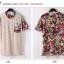 เสื้อยืดแฟชั่นเกาหลีพิมพ์ลายใหม่ จะใส่เป็นเสื้อหรือว่าจะเป็นเดรสสั้น ก็เก๋ไม่ซ้ำใคร thumbnail 13