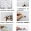 นาฬิกาDIY ขนาดจัมโบ้90cm สีเงิน big10B thumbnail 4