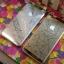 ฟิล์มกระจกลายเพชร หน้า-หลัง Iphone 6Plus/6sPlus สีเงิน thumbnail 4