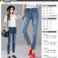 กางเกงยีนส์เข้ารูปผ้านิ่ม กระชับสัดส่วน เสริมหุ่นให้ดูเป๊ะแน่นอนคร่าา thumbnail 2