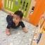 รีวิวคอกกั้นเด็ก Haenim สีเบจ Size L ขนาด 218x218x60 thumbnail 2
