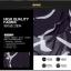 เสื้อแฟชั่น ผ้าชีฟองสีพื้นขาว-ดำ กับลวดลายกราฟฟิค ขับให้ตัวเสื้อดูมีสีสัน thumbnail 8