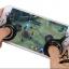 Mobile Joy Stick เล่นเกมมันส์กว่าเดิม หมดปัญหามือลื่นกดจอแล้วเดินไม่ติด ( 1 กล่อง มี 2 ชิ้น ซ้ายขวา) ฟรี ถุงผ้าสีดำไว้เก็บ Joy thumbnail 1