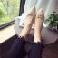 รองเท้าคัทชูแฟชั่น พื้นนิ่มใส่สบาย กับลายลูกไม้สีสวยๆ thumbnail 20