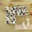 แฟชั่นชุดเซทเกาหลีมาใหม่ ของผู้หญิงพิมพ์แขนสั้นเสื้อยืดกางเกงขายาวเป็นบางแฟชั่นสบาย ๆ set 5 thumbnail 7