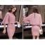 ชุดเซ็ทเสื้อแฟชั่นเกาหลี พร้อมกระโปรง ดูเก๋ อินเทรนด์มั่กกๆ คร่าาา thumbnail 19