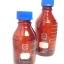 ขวดดูแรน สีชา laboratory bottle amber thumbnail 1