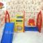 ชิงช้า สไลเดอร์ ปีนป่าย Play House with Swing (นำเข้าจากเกาหลี) (Haenim) thumbnail 3