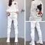ชุดเซ็ทเสื้อกันหนาวพร้อมกางเกงวอร์ทเข้าชุด สีสวยๆ กับลายการ์ตูนยอดฮิต ดูดี น่าใส่สุดๆ thumbnail 24
