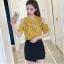 คอลเลคชั่นเสื้อแฟชั่นสตรี หลายแบบหลากสไตล์ ส่งท้ายปี 2017 - 678 thumbnail 60
