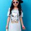 เสื้อผ้าสำหรับเด็กสไตล์เกาหลี เดรสยีนส์ เก๋ๆ น่ารัก น่ามอง ใช่เล่น thumbnail 1