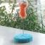 ของเล่นแมว หนูสปริงฐานกลมสีฟ้า thumbnail 1