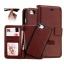 เคส 2IN 1 (เคสไอโฟน+กระเป๋า) ถอดแยกได้ สีชมพู Iphone 7 thumbnail 12
