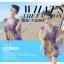 Pre Order ชุดว่ายน้ำแฟชั่นเกาหลี โดดเด่นด้วยสีสันและลวดลาย มาพร้อมเสื้อคลุมผ้าพริ้วไหวในชุด thumbnail 4