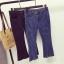 กางเกงยีนส์แฟชั่น 5 ส่วน ผ่าปลายขาเก๋ๆ ดูสวยเท่ห์ อินเทรนด์แน่นอน thumbnail 12